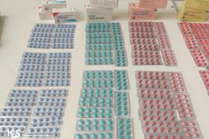 Szczecin. Nielegalne leki na potencję zatrzymane na granicy. Służba celna znalazła 2,5 tys. tabletek