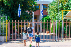 Izrael. Testy antygenowe dla dzieci. Szkoła zapyta o ich wyniki