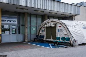 Likwidacja szpitali. Niedzielski: rząd jest absolutnie przeciwny
