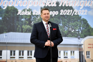Minister Czarnek o początku roku szkolnego: Nie ma zagrożenia dla nauki stacjonarnej