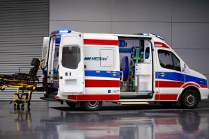 Dziś wiceminister Kraska spotka się z ratownikami medycznymi