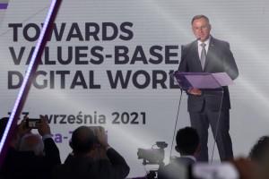 Prezydent: Pandemia pokazała, że bezpieczeństwo wszystkich zależy od bezpieczeństwa danych