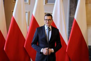 Morawiecki: Utrzymujemy system szczepień w gotowości bojowej, lockdownu na razie nie będzie
