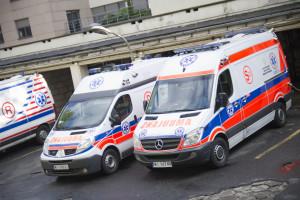 Protest ratowników medycznych. Gdzie nie wyjeżdżają karetki? MAPA