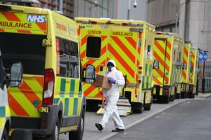 Ogromny wzrost liczby zgonów z powodu COVID-19 w Wlk. Brytani. Minionej doby odnotowano ich 209