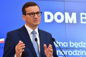 Morawiecki: odliczenia składki zdrowotnej od podatku to anomalia
