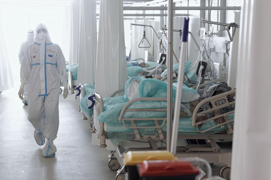 Koronawirus. Nowy raport Ministerstwa Zdrowia [10.09.2021] W szpitalach jest 623 chorych z COVID-19