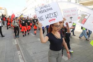 Protest i co dalej? Komentują dla Rynku Zdrowia: Bochenek, Sośnierz, Głód, Bogucki, Libura