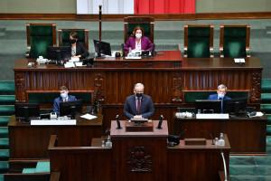 Poseł Konferderacji do ministra zdrowia: będzie pan wisiał