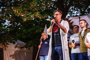 Piotr Pisula: duży protest, duży sukces. Mam taką nadzieję