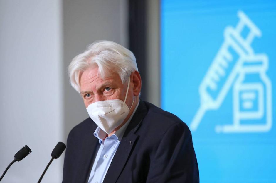Prof. Andrzej Horban FOT. PAP/Leszek Szymański