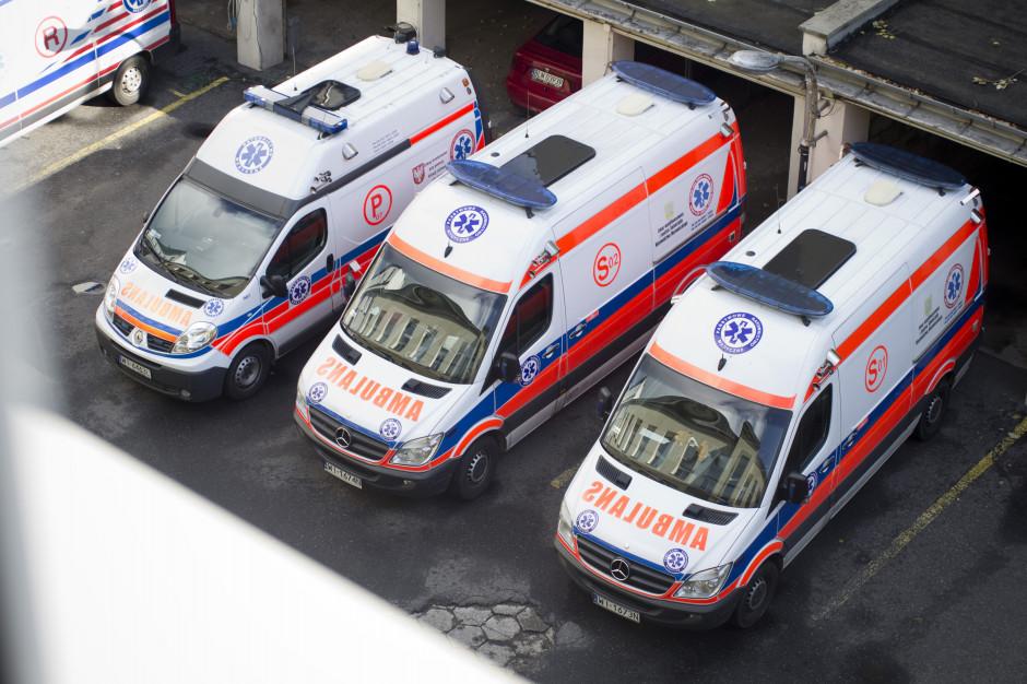 SOR w białostockim szpitalu klinicznym zawieszony od października. Szpital wypowiedział umowę z NFZ