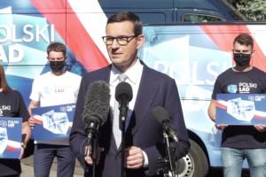 Premier Mateusz Morawiecki odpowiada protestującym medykom. Nagrał... podcast