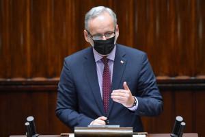 Sejm. Od 2027 r. wydatki na zdrowie wyniosą nie mniej niż 7 proc. PKB. Ustawa trafi do prezydenta