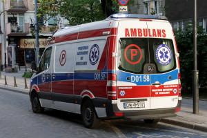 Białystok. 120 ratowników wypowiedziało umowy. Teraz wracają do pracy