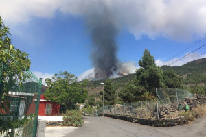 Wybuch wulkanu na wyspie La Palma. Ewakuowano ok. 5 tys. osób