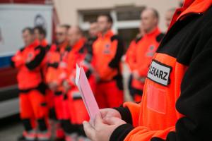 Waldemar Kraska będzie rozmawiał z protestującymi ratownikami medycznymi