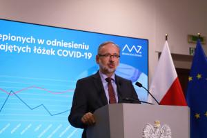 Adam Niedzielski: Agencja Rozwoju Szpitali nie będzie edukować menedżerów, ale ich przeegzaminuje