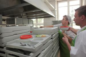 216 szpitali pod lupą sanepidu. Inspektorzy badali kuchnie i posiłki w szpitalach