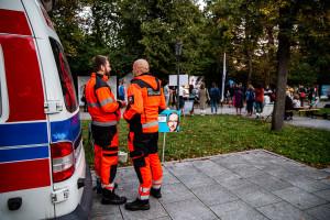 Ratownicy medyczni zawiesili protest. Nie wszyscy popierają osiągnięte porozumienie