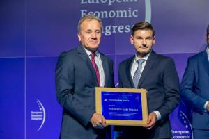 """Fresenius Kabi Polska została laureatem plebiscytu """"Inwestor bez Granic 2021"""""""