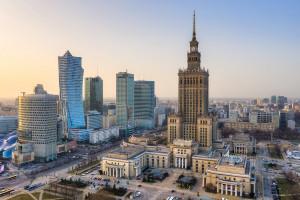 Warszawa. Tu padł rekord szczepień przeciw Covid-19 wśród dużych miast
