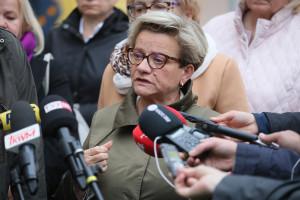 Krystyna Ptok: Jakość przygotowania przedstawicieli MZ do rozmów pozostawia wiele do życzenia