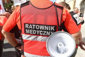 OZZRM domaga się spotkania ws. negocjacji wynagrodzeń na SOR-ach