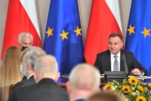 Dziś odbyła się Rada ds. Ochrony Zdrowia. Andrzej Duda: przeszliśmy przez najtrudniejszy okres