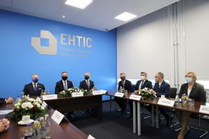 Zabrze. Otwarto Europejskie Centrum Innowacyjnych Technologii dla Zdrowia