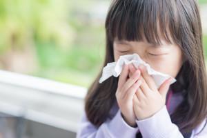 Po czasie izolacji wśród dzieci narasta fala infekcji