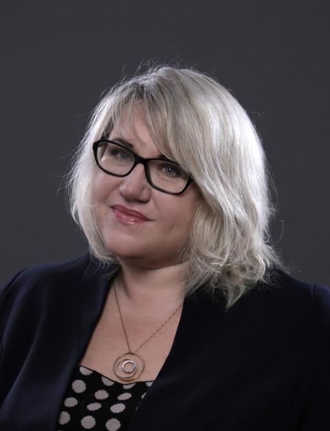 Katarzyna Sarnicka, przewodnicząca Ogólnopolskiego Związku Zawodowego Psychologów
