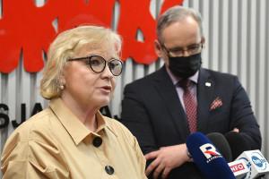Zespół Trójstronny. Czy dojdzie do podpisania porozumienia z ministrem? Pytamy Marię Ochman