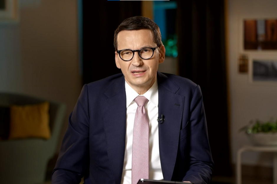 Premier Morawiecki o obowiązkowych szczepieniach na COVID-19. Odwołuje się do sumienia