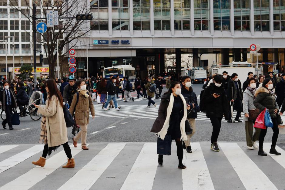 Japonia szykuje się do szóstej fali pandemii koronawirusa. Potrzeba 42 tys. łóżek
