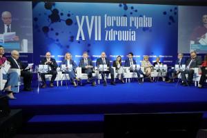 """XVII Forum Rynku Zdrowia otwarte. """"System jest w takim kryzysie, że sam się zapada"""""""