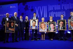XVII Forum Rynku Zdrowia: poznaliśmy laureatów Portretów Polskiej Medycyny 2021