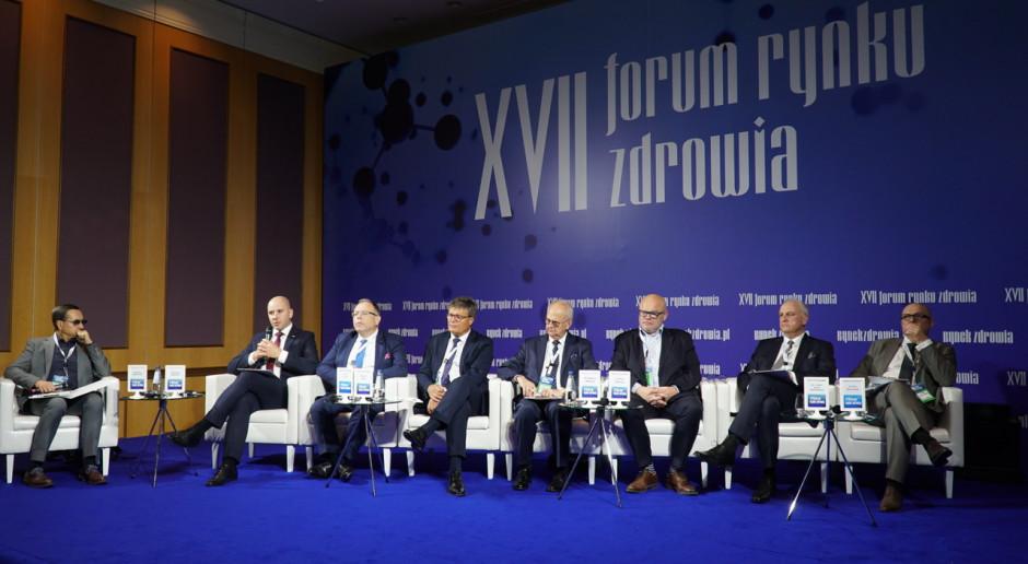 Reforma szpitalnictwa na Forum Rynku Zdrowia. Gadomski: nie planujemy centralizacji szpitali w Polsce