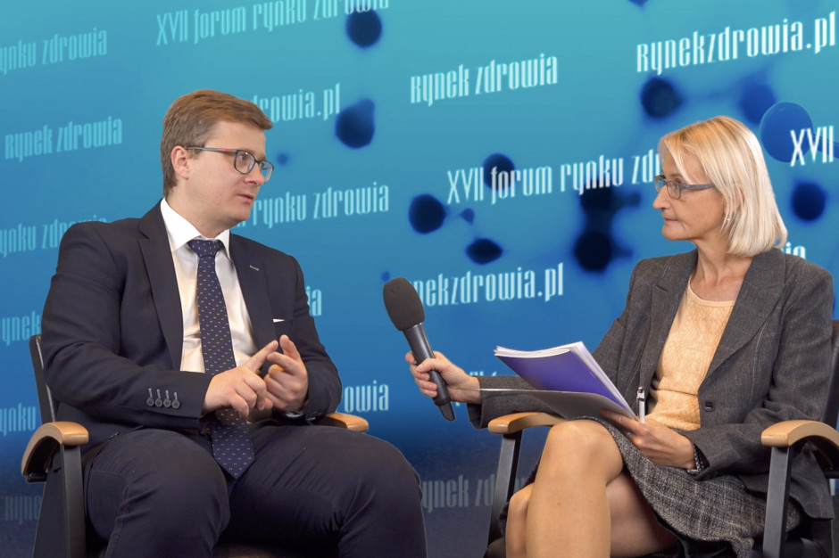 Dr Leszek Kraj: ta terapia wyznacza nowy standard leczenia raka wątrobowokomórkowego