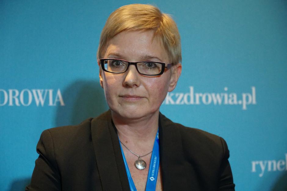 """Prof. Ewa Lech-Marańda. """"Przed polską hematoonkologią wiele wyzwań. Nie tylko refundacyjnych"""""""