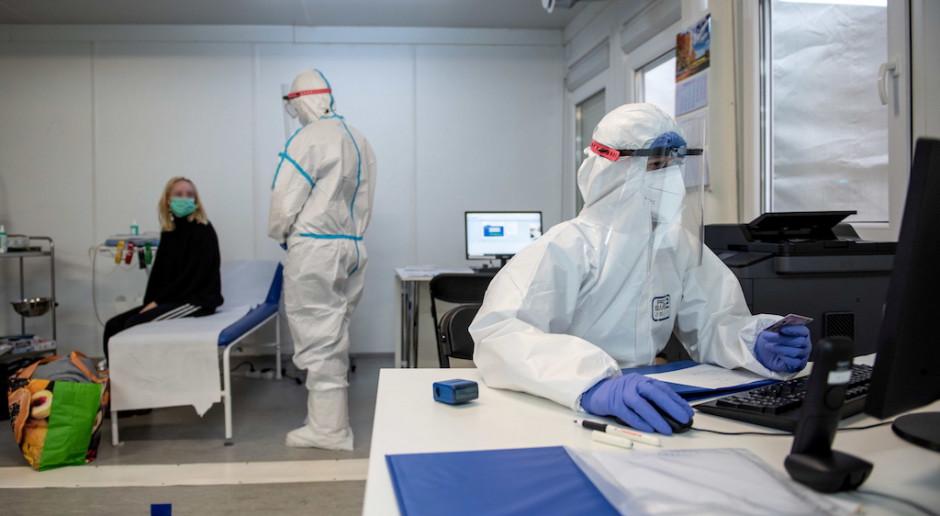 Zarządzanie szpitalami. Wiele rozwiązań z czasów pandemii zostanie w placówkach na zawsze